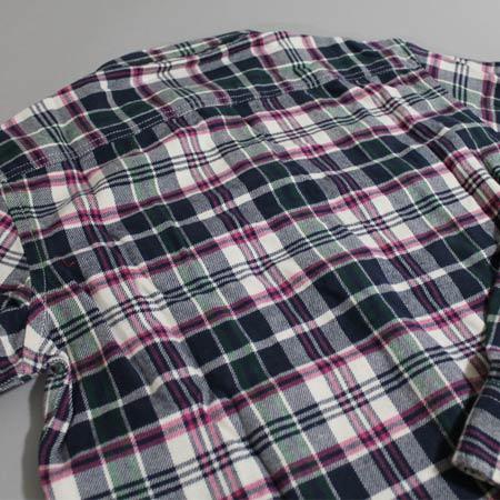 アメリカンイーグル新作ネルシャツ