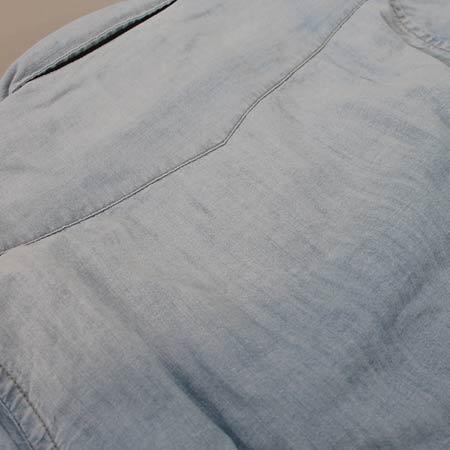アメリカンイーグル新作メンズデニムシャツ