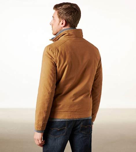アメリカンイーグル新作メンズ:ミリタリージャケット