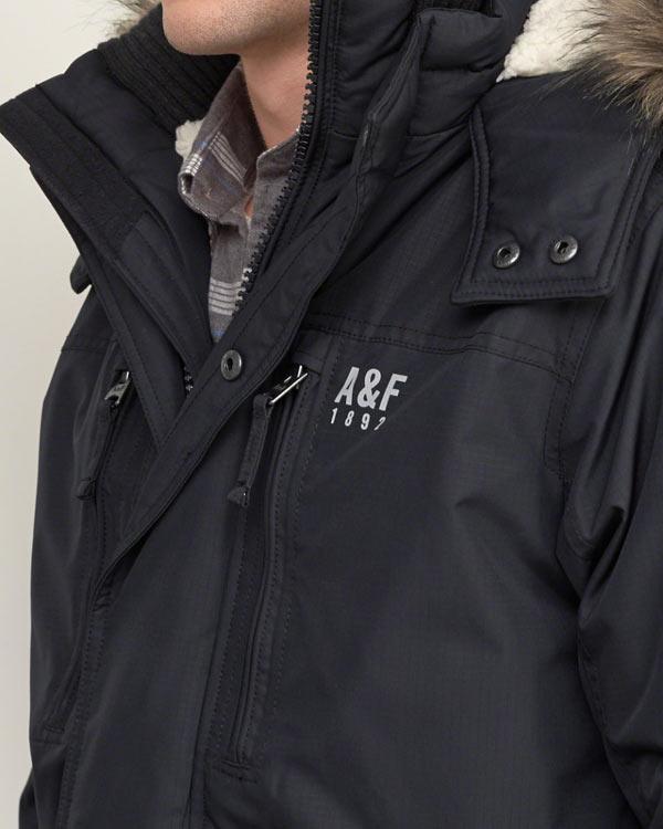アバクロ新作ミリタリージャケット/Jacket