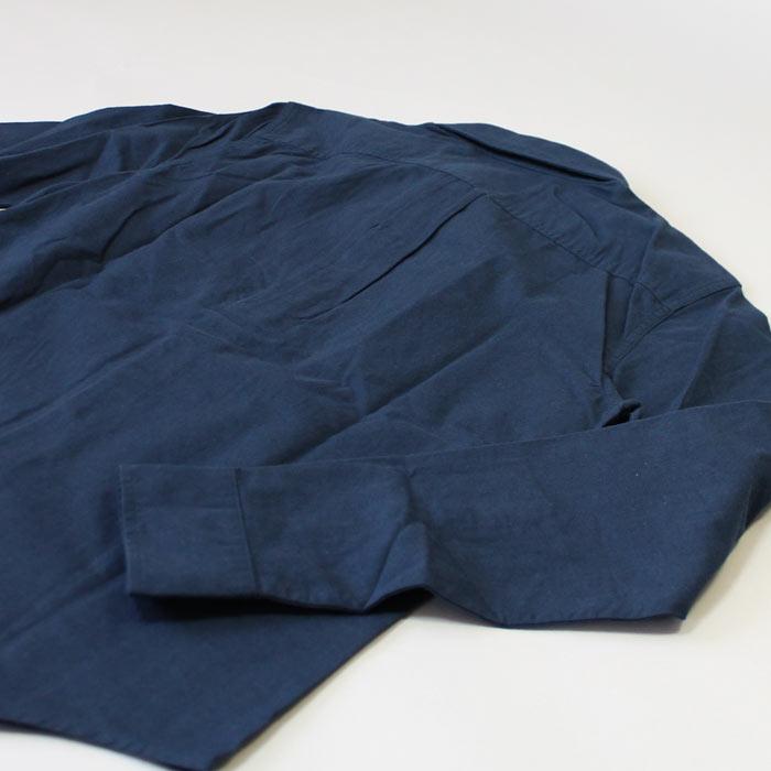アバクロ新作ボタンダウンシャツ