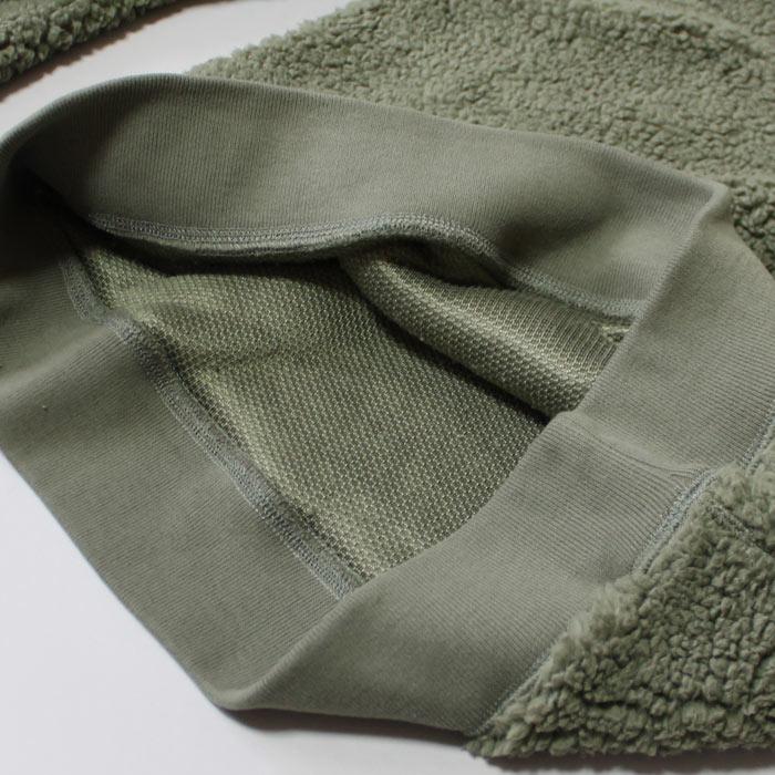 アバクロ新作シェルパジャケット