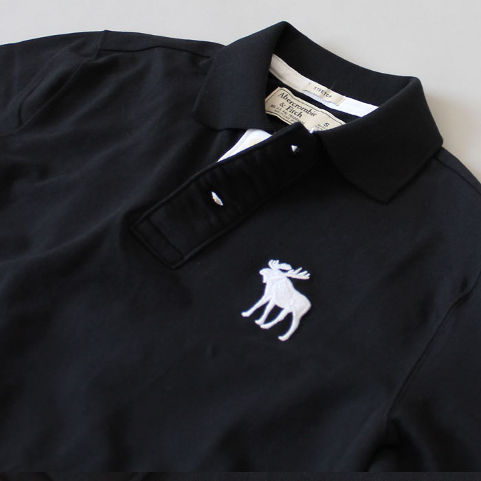 アバクロ新作ポロシャツ