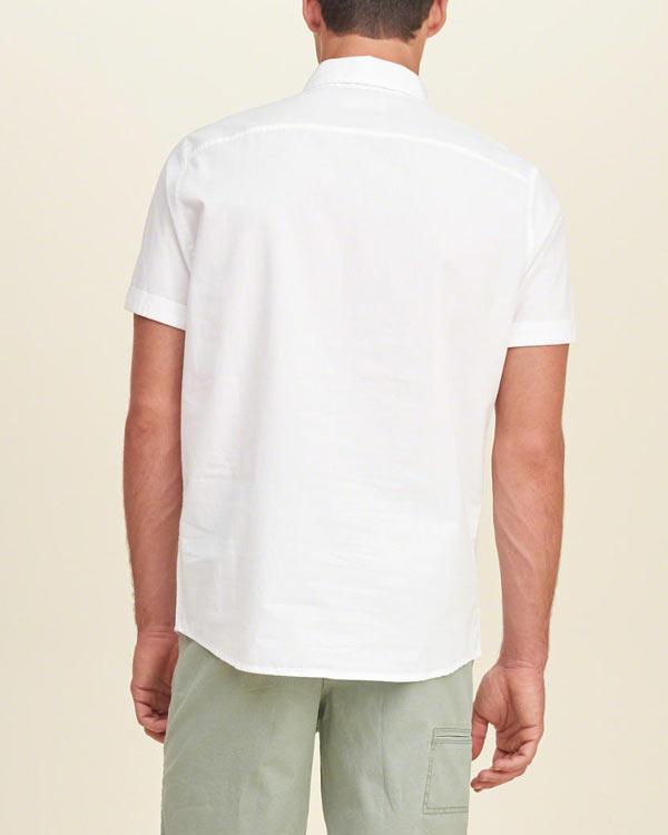 ホリスター新作半袖シャツ