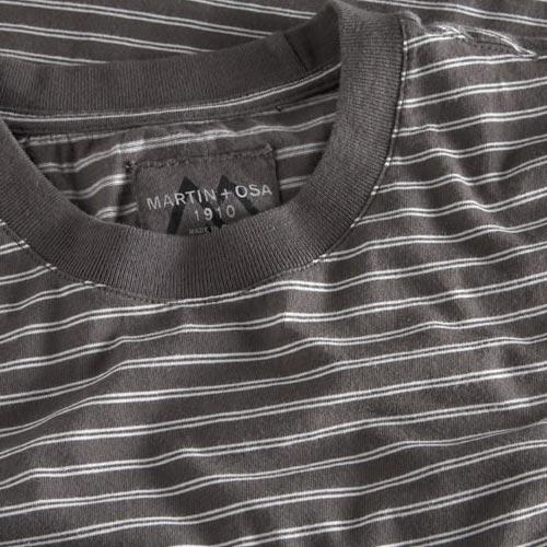Martin + Osa/マーティン+オサ新作メンズTシャツ