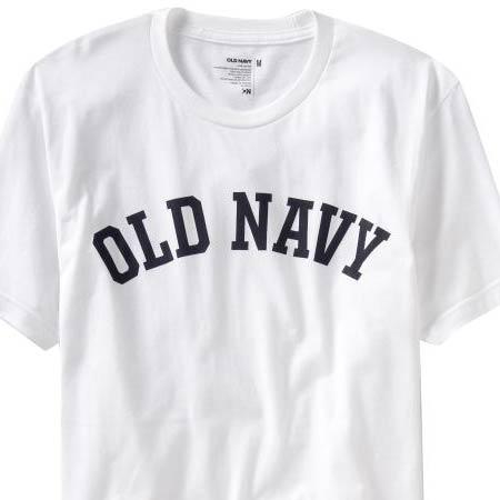 オールドネイビー/OLD NAVY新作メンズTシャツ